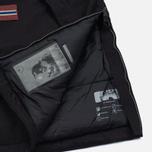 Мужская куртка анорак Napapijri Skidoo Black фото- 4