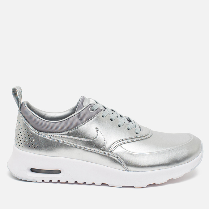 Женские кроссовки Nike Air Max Thea Metallic Silver/Platinum/White
