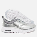 Женские кроссовки Nike Air Max Thea Metallic Silver/Platinum/White фото- 2