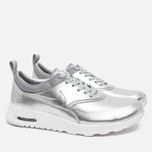 Женские кроссовки Nike Air Max Thea Metallic Silver/Platinum/White фото- 1