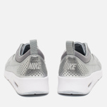 Женские кроссовки Nike Air Max Thea Metallic Silver/Platinum/White фото- 3