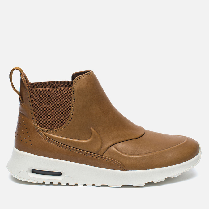 Женские кроссовки Nike Air Max Thea Mid Ale Brown/Sail/Velvet Brown
