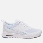 Женские кроссовки Nike Air Max Thea Premium White/Blue Tint фото- 0