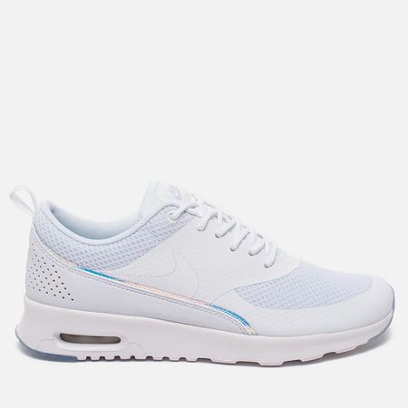 Nike Air Max Thea Premium Women's Sneakers White/Blue Tint