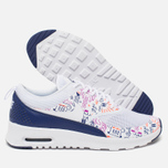 Женские кроссовки Nike Air Max Thea Print White/Dark Purple Dust/Hyper Violet фото- 2