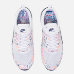 Женские кроссовки Nike Air Max Thea Print White/Dark Purple Dust/Hyper Violet фото- 4