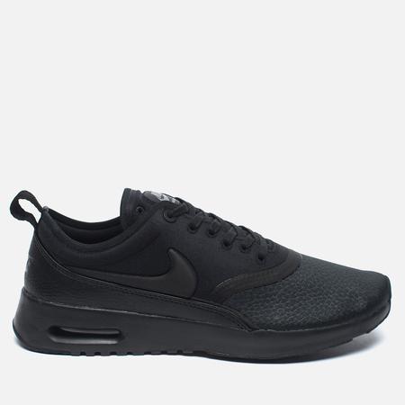 Nike Beautiful Air Max Thea Ultra Premium Women's Sneakers Black/Cool Grey