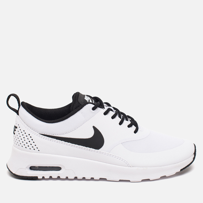 Женские кроссовки Nike Air Max Thea White/Black