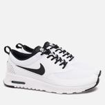 Женские кроссовки Nike Air Max Thea White/Black фото- 1