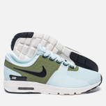 Женские кроссовки Nike Air Max Zero Glacier Blue/Black/Ivory/Palm Green фото- 1