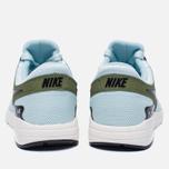 Женские кроссовки Nike Air Max Zero Glacier Blue/Black/Ivory/Palm Green фото- 3