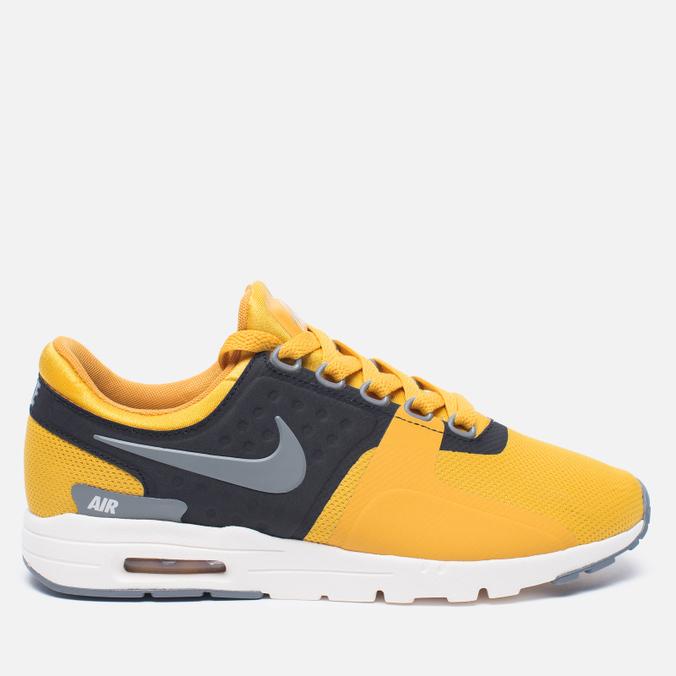 Женские кроссовки Nike Air Max Zero Gold Dart/Cool Grey/Ivory