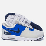 Женские кроссовки Nike Air Max Zero Light Bone/Binary Blue фото- 1