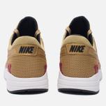 Женские кроссовки Nike Air Max Zero QS Metallic Gold/University Red/White фото- 5