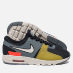 Женские кроссовки Nike Air Max Zero SI Black/Cool Grey/Total Crimson/Light Bone фото- 1
