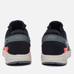 Женские кроссовки Nike Air Max Zero SI Black/Cool Grey/Total Crimson/Light Bone фото- 3