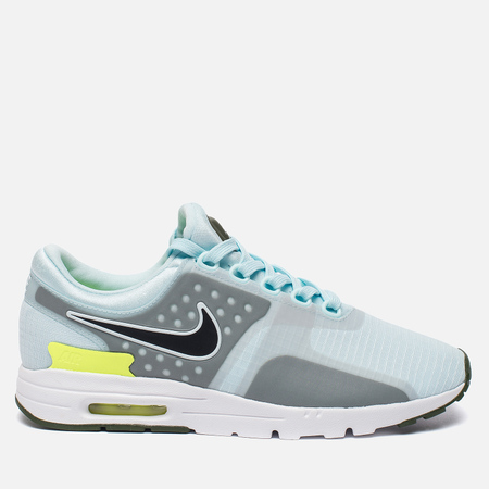 Женские кроссовки Nike Air Max Zero SI Glacier Blue/Legion Green/White/Black