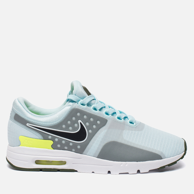 Женские кроссовки Nike Air Max Zero SI Glacier Blue/Legion Green/White/Black