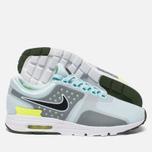 Женские кроссовки Nike Air Max Zero SI Glacier Blue/Legion Green/White/Black фото- 1