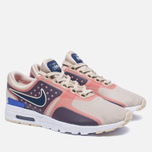 Женские кроссовки Nike Air Max Zero SI Oatmeal/Binary Blue/White фото- 2
