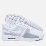 Женские кроссовки Nike Air Max Zero SI White/White/Wolf Grey фото- 1