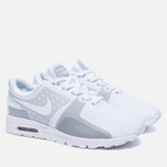 Женские кроссовки Nike Air Max Zero SI White/White/Wolf Grey фото- 2