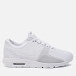 Женские кроссовки Nike Air Max Zero White/White/Pure Platinum фото- 0