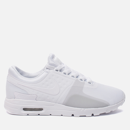 Женские кроссовки Nike Air Max Zero White/White/Pure Platinum