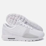 Женские кроссовки Nike Air Max Zero White/White/Pure Platinum фото- 1