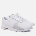 Женские кроссовки Nike Air Max Zero White/White/Pure Platinum фото- 2
