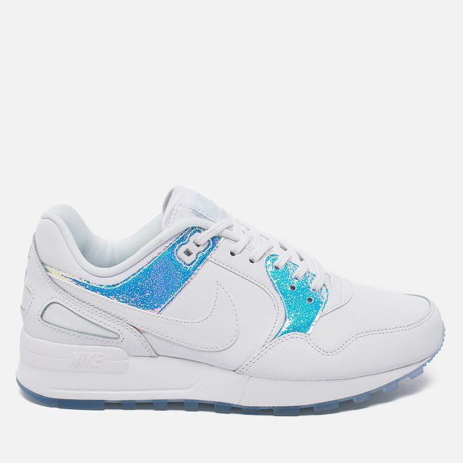 Женские кроссовки Nike Air Pegasus 89 Premium White/Blue Tint