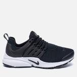 Женские кроссовки Nike Air Presto Black/Black/White фото- 0