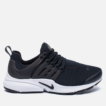 Женские кроссовки Nike Air Presto Black/Black/White