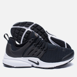 Женские кроссовки Nike Air Presto Black/Black/White фото- 1
