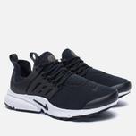 Женские кроссовки Nike Air Presto Black/Black/White фото- 2