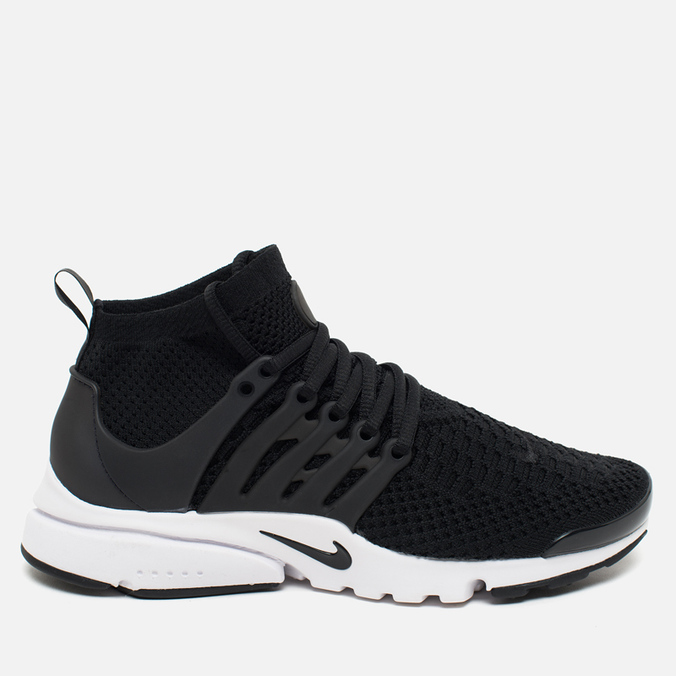 Кроссовки Nike Air Presto Flyknit Ultra Black/Black