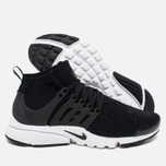 Кроссовки Nike Air Presto Flyknit Ultra Black/Black фото- 2