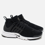 Кроссовки Nike Air Presto Flyknit Ultra Black/Black фото- 1