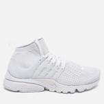 Женские кроссовки Nike Air Presto Flyknit Ultra White/White фото- 0
