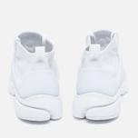 Женские кроссовки Nike Air Presto Flyknit Ultra White/White фото- 3