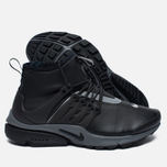 Женские кроссовки Nike Air Presto Mid Utility Black/Reflect Silver/Dark Grey фото- 1