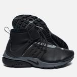 Женские кроссовки Nike Air Presto Mid Utility Black/Reflect Silver/Dark Grey фото- 1