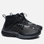 Женские кроссовки Nike Air Presto Mid Utility Black/Reflect Silver/Dark Grey фото- 2