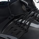 Женские кроссовки Nike Air Presto Mid Utility Black/Reflect Silver/Dark Grey фото- 3