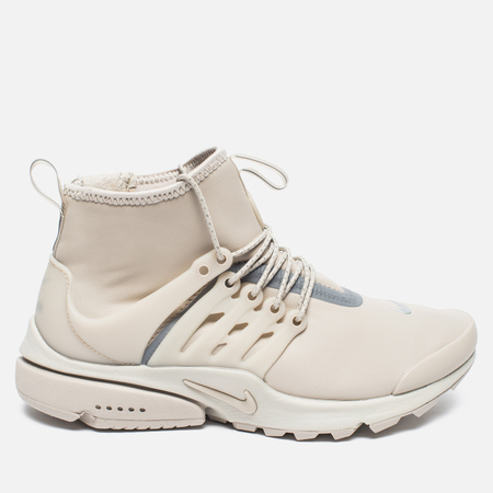 Женские кроссовки Nike Air Presto Mid Utility String/Reflect Silver/Light Bone