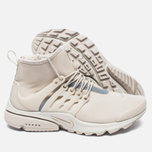 Женские кроссовки Nike Air Presto Mid Utility String/Reflect Silver/Light Bone фото- 1