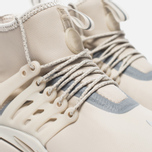 Женские кроссовки Nike Air Presto Mid Utility String/Reflect Silver/Light Bone фото- 3