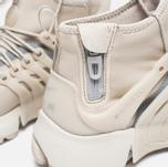 Женские кроссовки Nike Air Presto Mid Utility String/Reflect Silver/Light Bone фото- 4