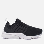Женские кроссовки Nike Air Presto Ultra Breathe Black/Black/White/Glacier Blue фото- 0