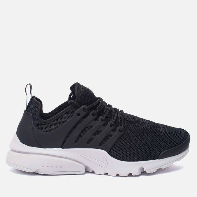 Женские кроссовки Nike Air Presto Ultra Breathe Black/Black/White/Glacier Blue